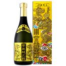 琉球泡盛 十年古酒 首里城正殿ゴールド (40度/720ml)